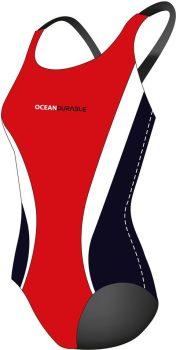 COMPLEX 202523 női úszó birkózó hát