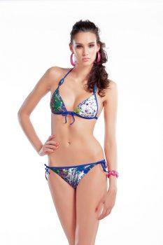 RIMINI 11401304 3 szöges push up kosaras bikini
