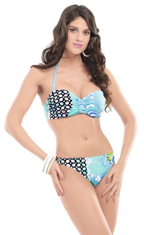 CAIRO 10530310 halcsontos push up kosaras drótos bikini f7974e33ce