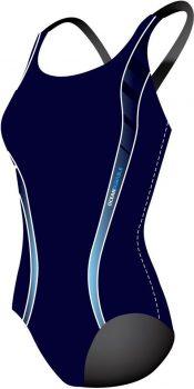 RIVAL 202659 női úszó birkózó hát