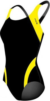 UNIVERSAL 222547 kosaras női úszó csatos hát