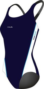ORCA 20266303 női úszó birkózó hát