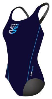 BASIC II 20266303 női úszó birkózó hát