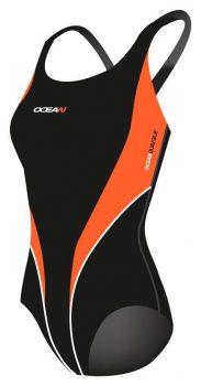 ICARUS 20266003 női úszó birkózó hát