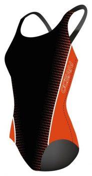TITAN 20266600 női úszó birkózó hát