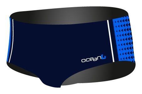 TITAN 41107000 férfi úszó (14 cm)