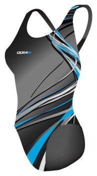 HELIX II 20251600 női úszó birkózó hát