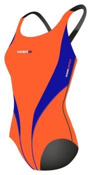 ICARUS 50266003 lány úszó birkózó hát